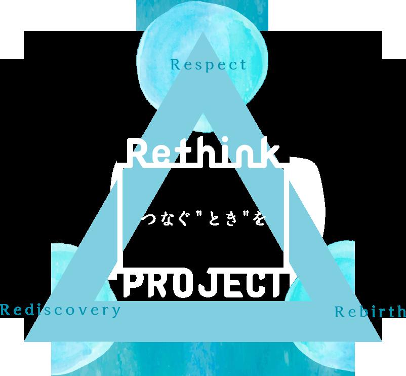 Respect, Rediscovery, Rebirth